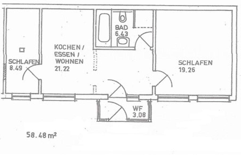 Wohnung 3 Wohnpark Schwarzwald